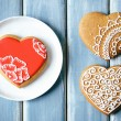 Valentine cookies — Stock Photo #62987611