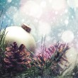 Christmas background — Stock Photo #60329831