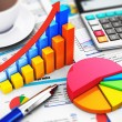 Business, finance and accounting concept — Stock Photo #52250229