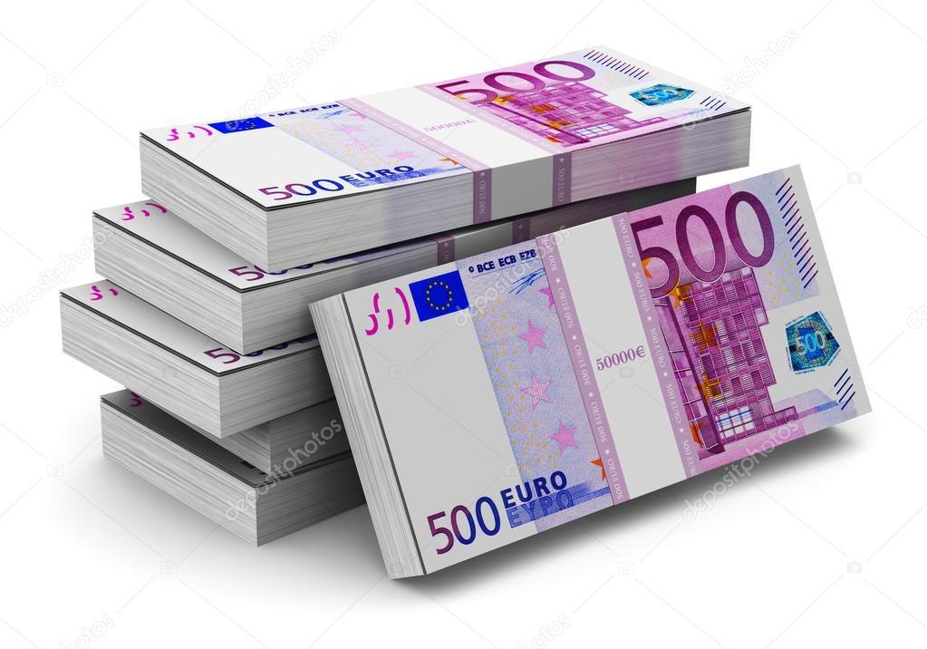 500 euro verdienen