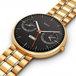 Golden luxury smart watch — Stock Photo #54772303