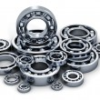 Collection of ball bearings — Stock Photo #56349889