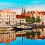 Lubeck, Germany — Stock Photo #56350125