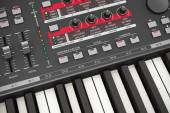 Professional musical synthesizer — Foto de Stock