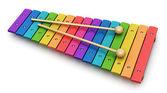 Xylophone — Stock Photo