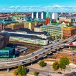 Aerial panorama of Stockholm, Sweden — Stock Photo #59120283