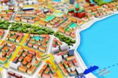 Miniature city — Stock Photo