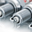 Spark plugs — Stock Photo #60195275