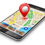 GPS navigation concept — Stock Photo #61589103