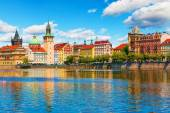 Old town in prag, tschechische republik — Stockfoto
