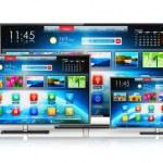 Smart TV — Stock Photo #63732349