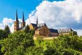 Michaelsberg Abbey, Bamberg, Germany — Stock Photo