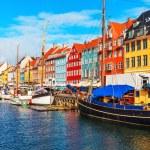 Nyhavn, Copenhagen, Denmark — Stock Photo #68636527