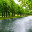 City Park in Schwerin, Germany — Stock Photo #72503611