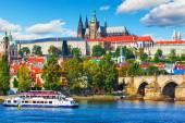 Scenery of Prague, Czech Republic — Stock Photo