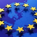 European Union flag — Stock Photo #77131779