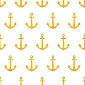 Anchor pattern — Stock Vector