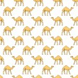 Camels pattern — Stock Vector #54342189