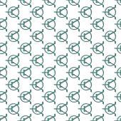 Transistor pattern — Stock Vector