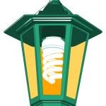 Street Lantern — Stock Vector #55548373