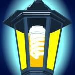 Night lantern — Stock Vector #55548535