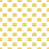 Colonnade pattern — Stock Vector