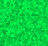 Triangle ornament — Stock Vector