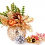Christmas decoration — Stock Photo #57249443