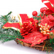 Christmas decoration — Stock Photo #58671603