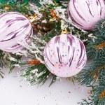 Christmas balls — Stock Photo #58848601