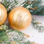 Christmas balls — Stock Photo #58909929