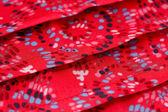 Tissu coloré — Photo