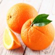 Fresh orange fruit  — Stock Photo #65629063