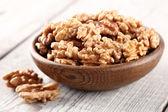 Walnuts kernel — Stock Photo