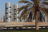 A general view of Sharjah UAE — Stok fotoğraf