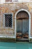 İtalya'da venedik canal — Stok fotoğraf