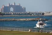 View Atlantis Hotel  — Stock Photo