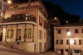 San Marino at night — Stock Photo