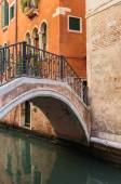 Kanał w Wenecji — Zdjęcie stockowe