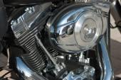 Motor de moto — Foto Stock