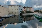 Street canals in Port Grimaud — Foto de Stock