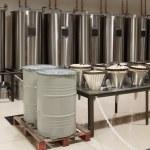 ������, ������: Distiller for perfume in Fragonard factory