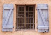 古い家の窓 — ストック写真