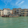 Grand Canal in Venice Italy — Stock Photo #58781567