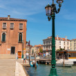 Grand Canal in Venice Italy — Stock Photo #58781737