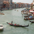 Grand Canal in Venice Italy — Stock Photo #58872461