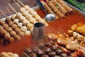 летняя кухня в таиланде — Стоковое фото