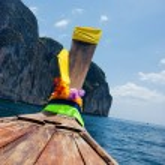 Traditional Thai boat — Stock Photo #59089413