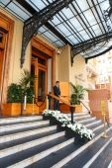 Entrance to the Grand Casino — Stockfoto