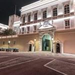 Prince's Palace in Monaco — Stock Photo #59827109